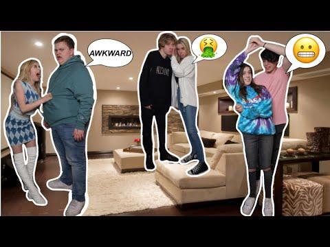 We Recreated VIRAL Couples TIktok's Awkward😬 Jenna Davis