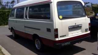 1982 TOYOTA HIACE LH40V  40系ハイエース
