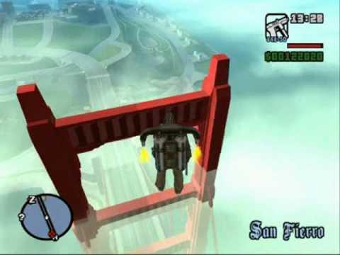 Misterios de GTA San Andreas