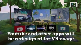 Google I/O 2016: Daydream brings VR to Android N