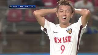 Kashima Antlers 2-0 Tianjin Quanjian FC (AFC Champions League 2018: Quarter-finals – 1st Leg)