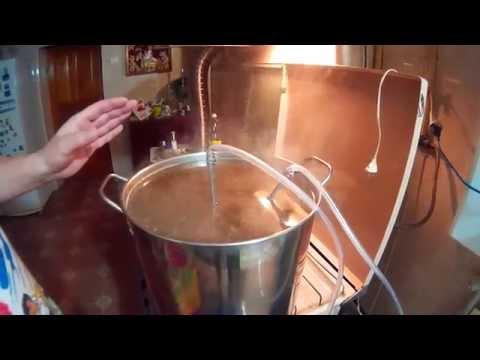 Сделать пиво в домашних условиях видео