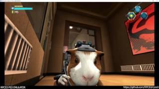 RPCS3 PS3 Emulator - G-Force almost 30 minutes of gameplay! VULKAN LLVM (b6f8efac)