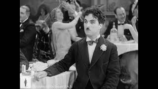 Charlie Chaplin - Nightclub Scene (City Lights)