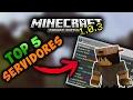 minecraft pe 1 0 3 top 5 servidores top 5 servidores para mcpe 1 0 3 mcpe 1 0 3