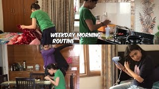 My Summer morning routine - Real Monday weekday routine of Indian women Working wife morning routine
