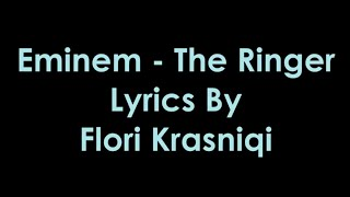 Eminem - The Ringer [Lyrics]