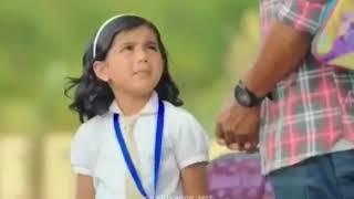 Theri baby Nainika | Cute scenes | Vijay