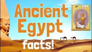 Ancient Egypt Facts for Kids | Classroom History Video