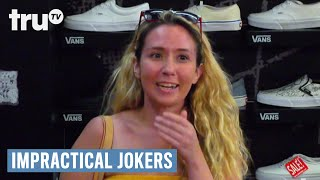 Impractical Jokers: Inside Jokes - Sal's Shoe Fetish | truTV
