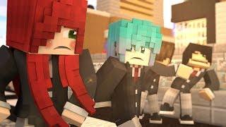 💖 EL REENCUENTRO Y NUEVOS COMPAÑEROS    SCHOOL LIFE  Cap. 2 Temp. 2 ( Minecraft Roleplay )