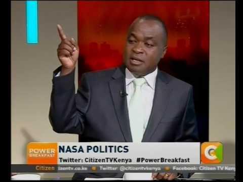 Power Breakafast News Review : NASA politics
