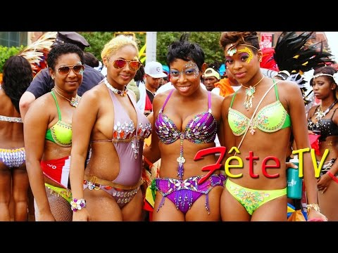 West Indian Day Parade 2012 (Full Video)