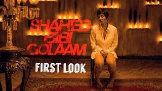 Shaheb Bibi Golaam - First Look | Anjan Dutt, Swastika, Ritwick, Parno, Vikram