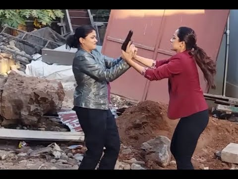 Xxx Mp4 Cid Purvi And Shreya Fight Making Of Cid Eye Gang Episode 3gp Sex