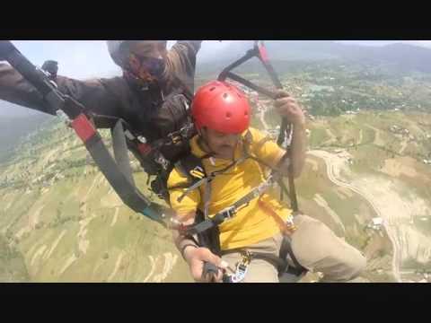 Ashutosh Kulkarni - best paragliding video in India at bir-billing in Himachal Pradesh. Second Part
