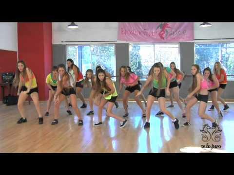 Xxx Mp4 Coreografía De On The Floor Paso A Paso TKM Argentina 3gp Sex