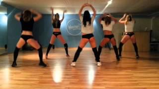 Twerk choreo by Zara    Twerk Divass    Big Sean - I know    Wazzup?! Dance Studio