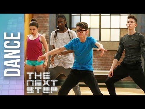 TNS West's Dance Battle Routine - The Next Step Extended Dances