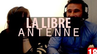 LIBRE ANTENNE #10 avec MANUEL FERRARA (& LAEKOU)