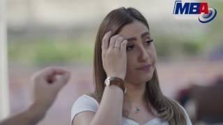 شوف محمد انور بيصالح توته ازاى بمشهد كوميدى؟بأزمة نسب