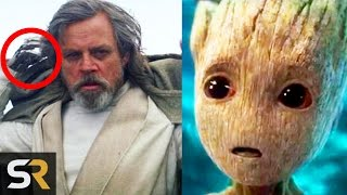 10 Times STAR WARS Snuck Into Other Popular Movies