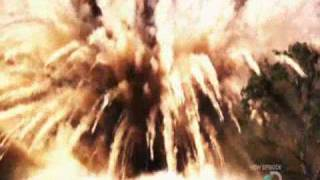 Biggest Explosion On Mythbuster History
