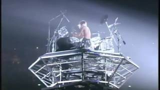 X Japan [ YOSHIKI Drum Solo ( THE LAST LIVE 〜最後の夜〜 ) ]