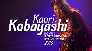 Kaori Kobayashi Live at Java Jazz Festival 2013