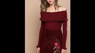 Olgun Orkun 2017 Kadın Giyim Koleksiyonu
