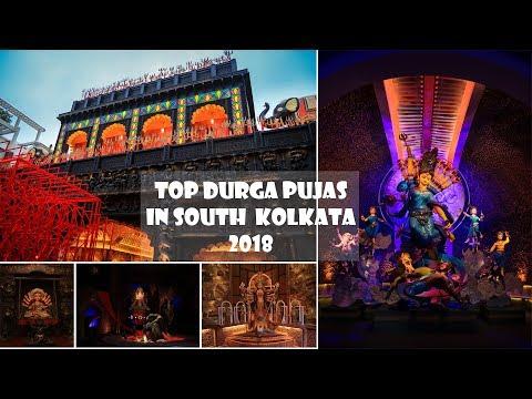 Xxx Mp4 Top Durga Puja Pandals In South Kolkata 2018 Durga Puja 2018 In Kolkata West Bengal India 3gp Sex
