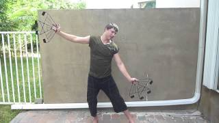 Fire Fan Tutorial - Discovered Move #1: Elliptical Hourglass