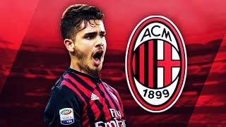 ANDRE SILVA - Welcome to Milan - Sublime Goals, Skills & Assists - 2017 (HD)