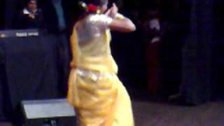 Italy-Gallarate _ Radia in a Bangali Concert