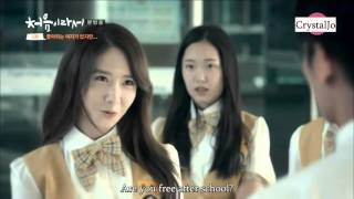 Engsub YoonA(SNSD) and Minho(SHINee) Because It's The First Time 2015