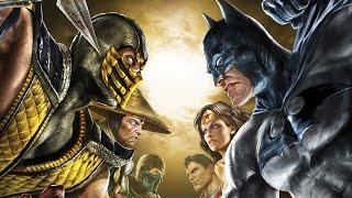 Mortal Kombat vs DC Universe - Ferrando o Tempo-Espaço #01 Legendado PT-BR