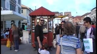 OLODANZA ON THE ROAD abbracciamo la città - Mestre - prima parte