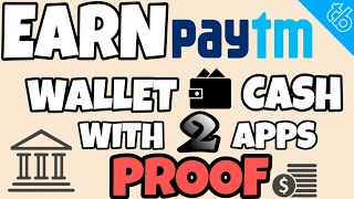 Earn unlimited free PayTM cash with payment transfer proof 100% working