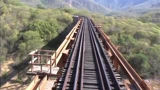 Riding the Copper Canyon Railway