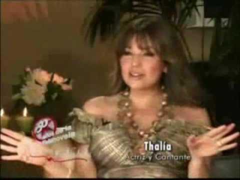 Thalia y Bibi Gaitan ¿RIVALIDAD