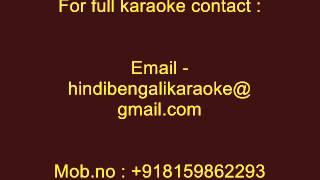 Chale Chalo  Karaoke  Lagaan 2001  A R Rahman  Srinivas