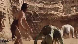 John carter2012  hollywood movie copycat scenes first time on youtube