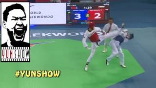 World Taekwondo Championships highlight 2017 Muju 태권도 Part 1