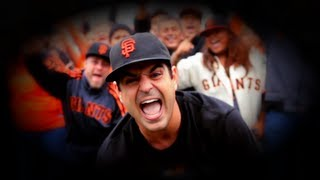 ASHKON: WE ARE THE CHAMPIONS - 2012 SF GIANTS CELEBRATORY ANTHEM [OFFICIAL]