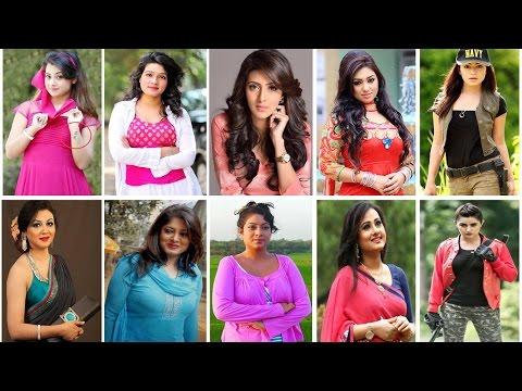 বাংলাদেশী নায়িকাদের আসল বয়স!!! The Real age of Bangladeshi heroines!!