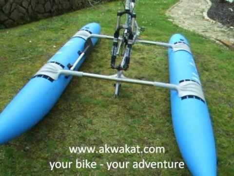 Akwakat waterbike walk around