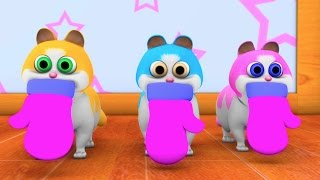 Top 25 Nursery Rhymes Collection | Preschool 3D Cartoon Kids Song Compilation | Baby Songs Playlist