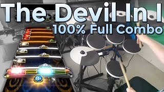 Slipknot - The Devil In I 100% FC (Expert Pro Drums RB4)