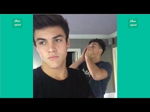 TRY NOT TO LAUGH OR GRIN DOLAN TWINS VINE COMPILATION 2017