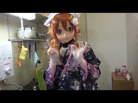 Xxx Mp4 着ぐるみ食器洗い Kigurumi Washing Dishes 3gp Sex